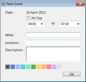 Xojo memory used by the application