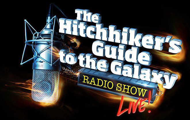 Bbc radio 4 hitchhikers guide galaxy