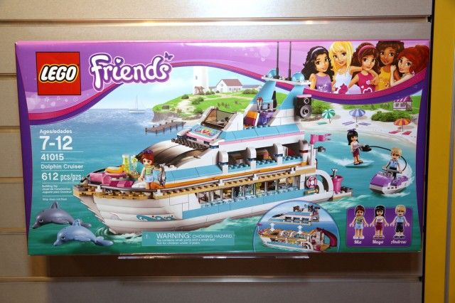 lego friends dolphin cruise ship instructions
