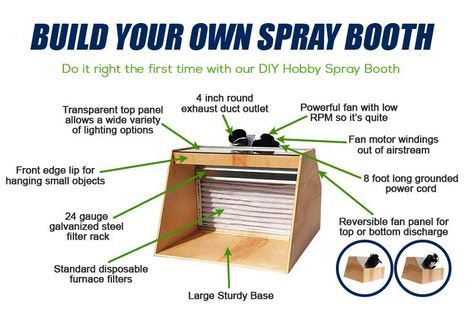 binks spray booth assembly instructions