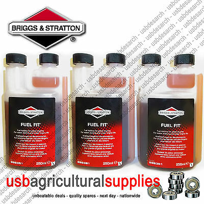 briggs stratton fuel fit additive stabiliser instructions
