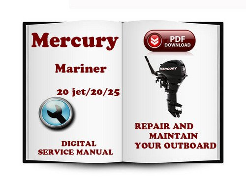 25 hp mariner outboard manual