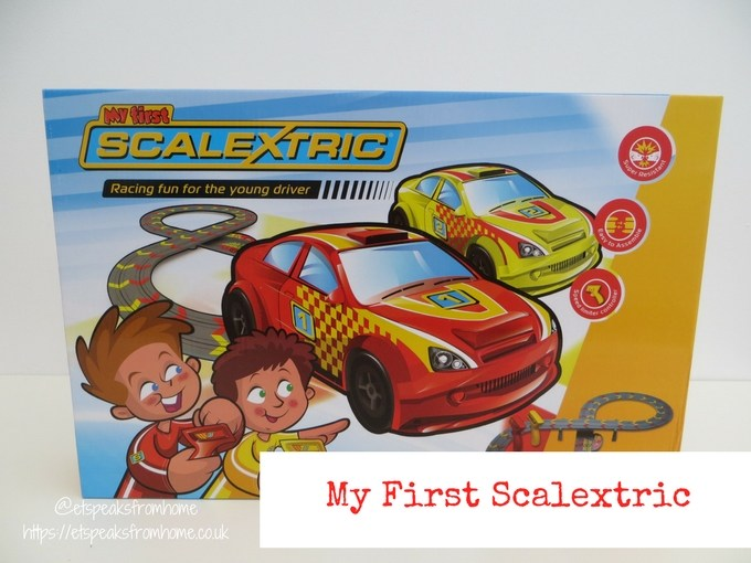 Scalextric set up instructions