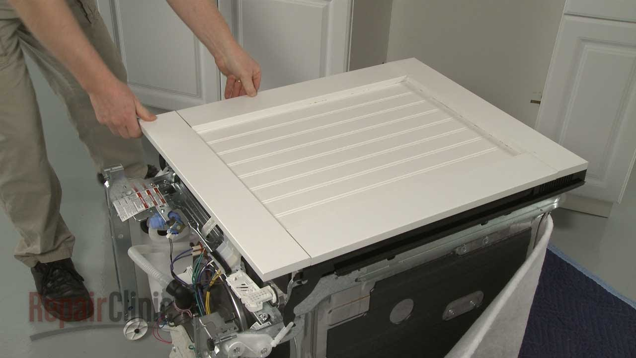 bosch dishwasher custom panel installation instructions