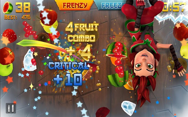 Fruit frenzy game instructions
