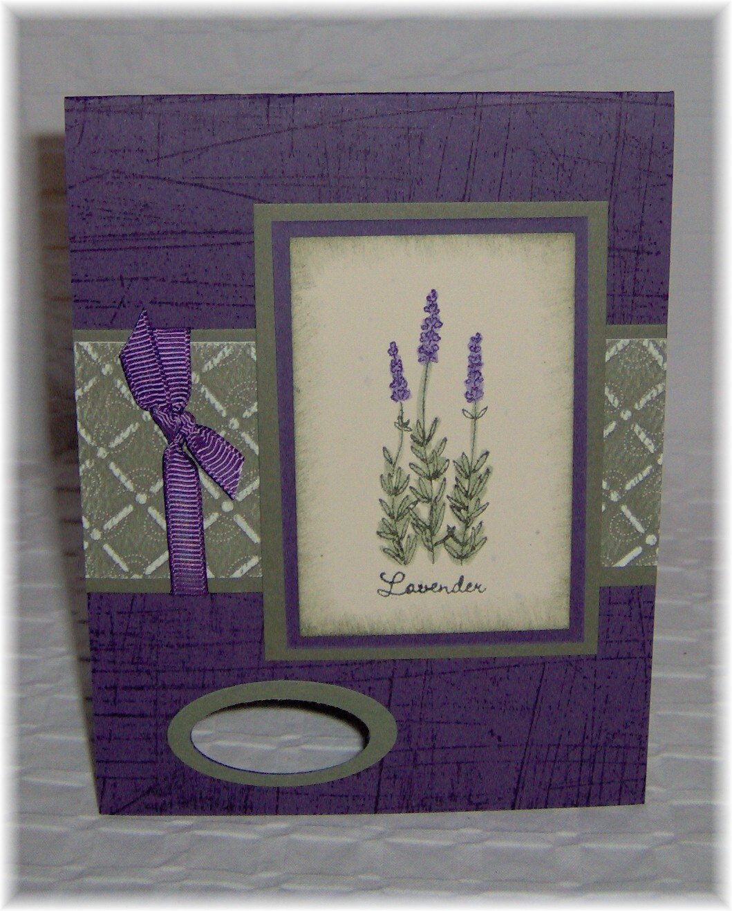 stampin up card ideas with instructions