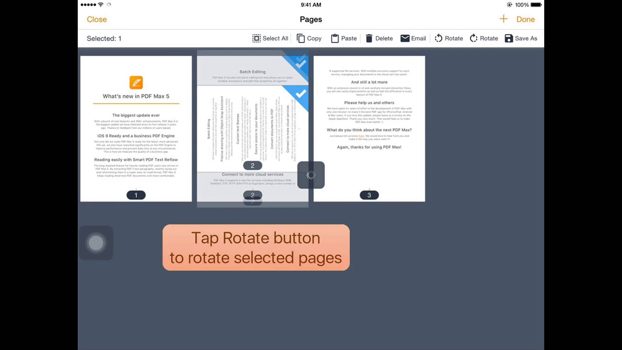 Delete pages and insert page in a pdf free