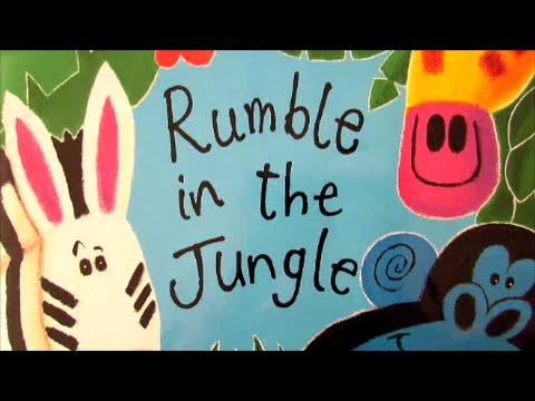 rumble in the jungle instructions
